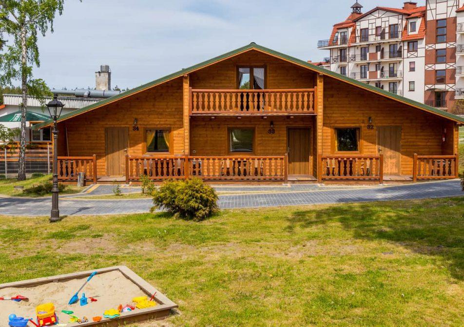 Komfortowe domki blisko morza - Morska Osada